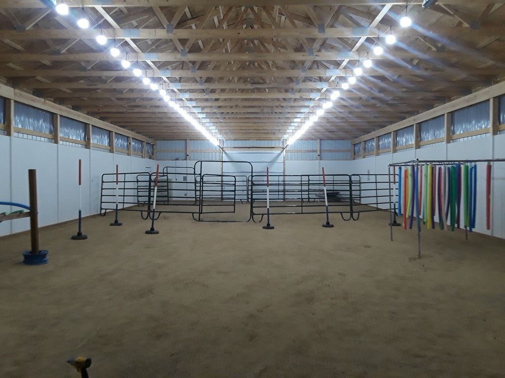 Pole Barn Gallery » APB Pole Barns