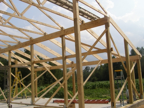Pole Barn Trusses