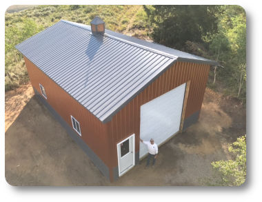 Pole Barns Michigan 187 Michigan Pole Barn Kits For Sale