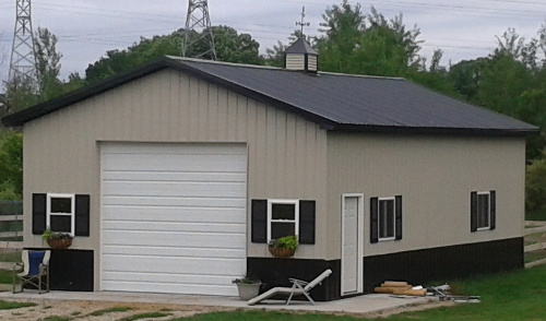 pole md sided barn custom lancaster designed wood buildings barns garages
