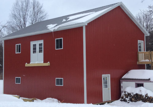 Pole Barn Homes & House Kits | APB