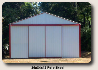 pole barn homes pole shed building packages