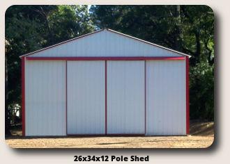 pole sheds