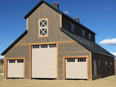 Pole Barns Pole Barn Designs