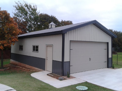 Pole Barn Garage Kits For Sale