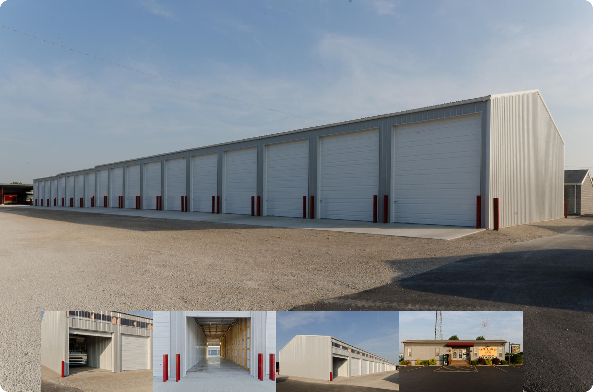RV Storage Buildings Building 18 Bays